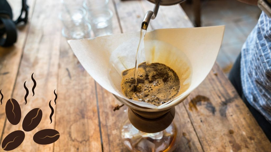 What can i use instead of a coffee filter
