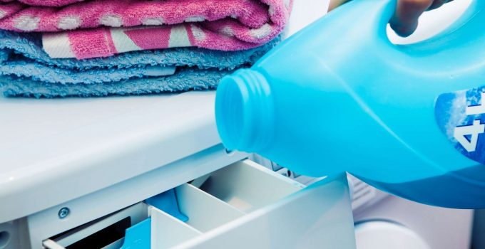 can you use regular detergent in an he washer