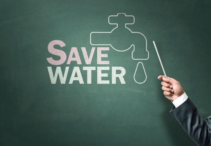 Tips of Saving Water at Home
