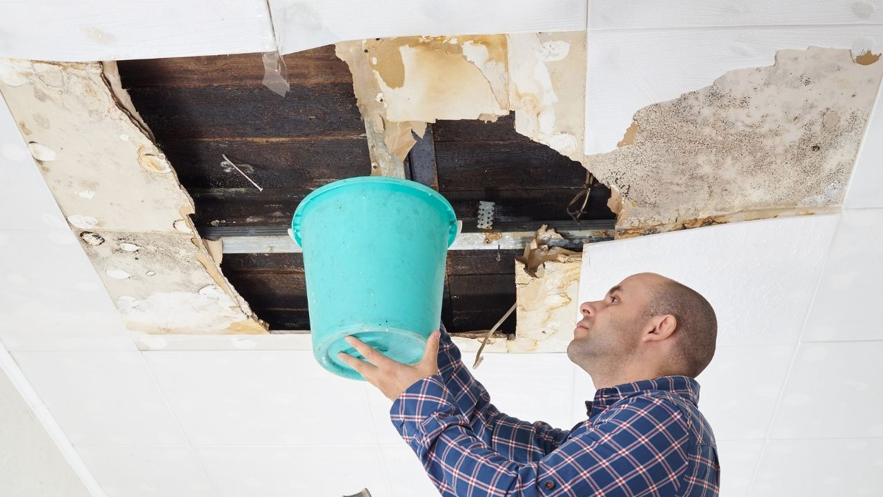 How To Find a Roof Leak And How To Repair