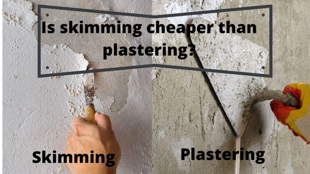 Is skimming cheaper than plastering (1)